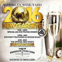 Photo taken at Brooklyn Wine Yard by D.J. H. on 12/30/2015