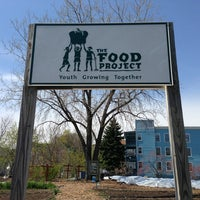 Photo taken at The Food Project -West Cottage Farm by Georgiana M. on 4/27/2013