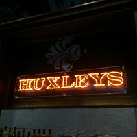 Photo taken at Huxleys Bar & Kitchen by Craig O. on 1/17/2013