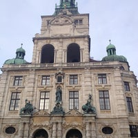 Photo taken at Bayerisches Nationalmuseum by Elina on 1/1/2013