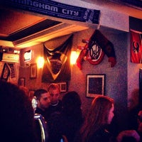 Photo taken at The Blue Pub by Sidnei S. on 4/21/2013