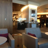Photo taken at The Centurion Lounge by American Express by Charlie on 8/14/2013