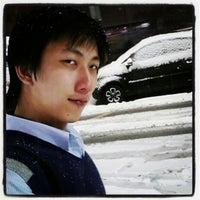 Photo taken at Bangrang Hostel by Diobran D. on 2/3/2013