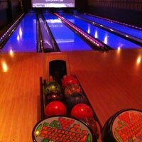 Photo taken at Lucky Strike New York by Manish G. on 10/14/2012