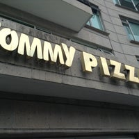Photo taken at Tommy Pizzas by Regina I. on 4/29/2013