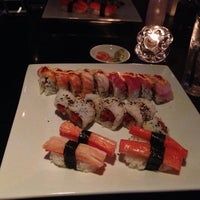 Photo taken at Deep Sushi by Mike Z. on 9/18/2013