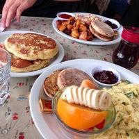 Photo taken at Chloe's Café by Kathleen N. on 5/16/2013