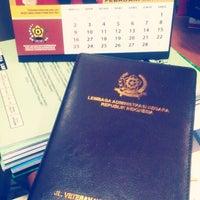Photo taken at Sekolah Tinggi Ilmu Administrasi - Lembaga Administrasi Negara (STIA LAN) by 'Echy' Deasy M. on 2/3/2014