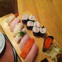 Photo taken at Kaze Sushi by Douglas N. on 1/4/2013