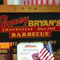 Photo taken at Sonny Bryan's Smokehouse by John Z. on 2/15/2013