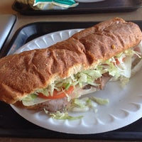Photo taken at Goodcents Deli Fresh Subs by Michael B. on 9/3/2013