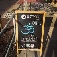 Photo taken at U Street Café by James D. on 10/7/2014