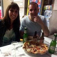 Photo taken at Raffaeles Pizzaria by Bruno A. on 7/18/2013