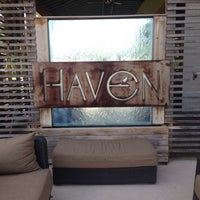 Photo taken at Haven by 2 T. on 7/30/2013