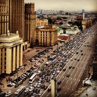 Photo taken at White Rabbit by Batirov Я . on 5/16/2013