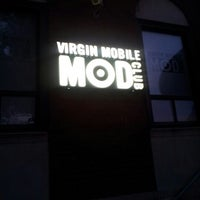 Photo taken at Virgin Mobile Mod Club by Johanne B. on 9/24/2012
