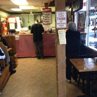 Photo taken at Alvin Ord's Sandwich Shop by James G. on 12/29/2012