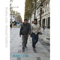 Photo taken at Best Western Hôtel Elysées Paris by Budiey I. on 11/18/2013
