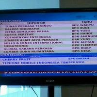 Photo taken at KSO SUCOFINDO - SURVEYOR INDONESIA ( Bidakara 2 Lt. 5 ) by 'Flemming C. on 12/18/2012