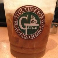Photo taken at G-Style Cafe by Toru U. on 3/13/2013