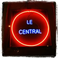 Photo taken at Le Central by Kendall B. on 10/5/2012