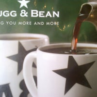 Photo taken at Mugg & Bean Garden Route Mall by Debi K. on 1/30/2014
