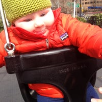 Photo taken at Van Vorhees Playground by jake f. on 3/24/2013