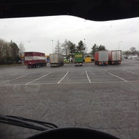 Photo taken at Newport Pagnell Southbound Services (Welcome Break) by Syd R. on 2/19/2015