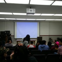 Photo taken at PCC-C Building by Benny M. on 11/20/2012