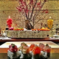 Photo taken at Masa by Brigitte C. on 12/27/2012
