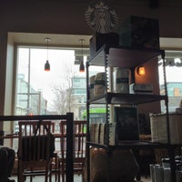 Photo taken at Starbucks by Éric on 3/24/2013