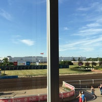 Photo taken at The Horses at Northlands Park by Steve N. on 7/5/2014