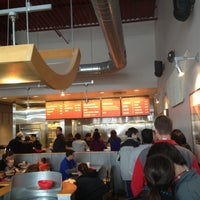 Photo taken at Chipotle Mexican Grill by Tre C. on 11/4/2012