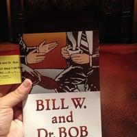 Photo taken at SoHo Playhouse by Joe C. on 8/21/2013