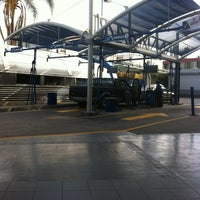 Photo taken at Rapidito Car wash by Diana G. on 10/7/2012
