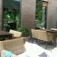 Photo taken at Van der Valk Hotel Rotterdam-Blijdorp by Kilt M. on 7/25/2016
