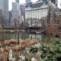 Photo taken at Central Park West by Alec on 1/14/2013