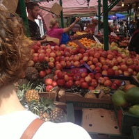 Photo taken at Ridley Road Market by David S. on 6/29/2013