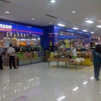 Photo taken at Ramayana Supermarket by Dina K. on 11/27/2012