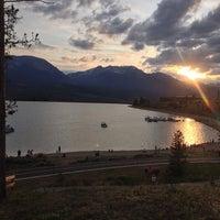 Photo taken at Dillon Reservoir by Matt S. on 7/6/2013