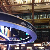 Photo taken at New York Stock Exchange by Michael W. on 1/14/2013