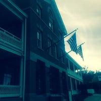 Photo taken at Inn at the Presidio by Felipe O. on 10/9/2015