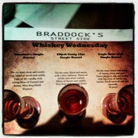 Photo taken at Braddock's American Brasserie by Jennifer S. on 5/16/2013