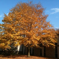 Photo taken at St. Teresa Hall: Christ the King Seminary by John M. on 10/26/2012