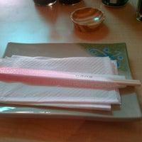 Photo taken at Nobu Sushi by Cesinha P. on 12/9/2012