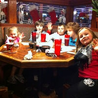 Photo taken at 50th St. Caboose by Dave Q. on 12/28/2012
