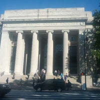 Photo taken at Massachusetts Institute of Technology (MIT) by Serhat Ç. on 10/18/2012