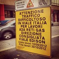 Photo taken at Coop Sesto San Giovanni by Simone S. on 11/23/2012