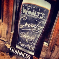 Photo taken at Wooly's by Jacob H. on 3/23/2013