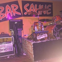 Photo taken at Bar Sahne by Seray B. on 10/5/2014